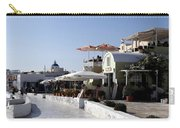 Views Of Santorini Greece Carry-all Pouch