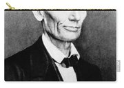 Abraham Lincoln (1809-1865) Carry-all Pouch