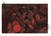 Red Blood Cells Carry-all Pouch