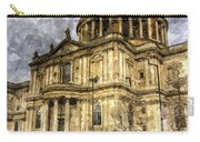 St Paul's Cathedral London Carry-all Pouch