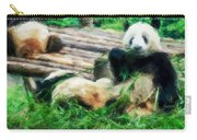 3722-panda -  Neo Carry-all Pouch