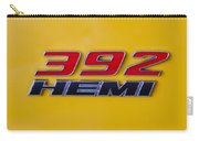 392 Hemi In Yellow Carry-all Pouch