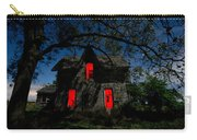 3am At The Farmhouse  Carry-all Pouch by Cale Best