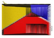 3d Abstract 1 Carry-all Pouch