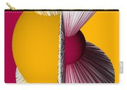 3d Abstract 16 Carry-all Pouch by Angelina Vick
