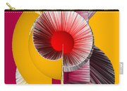 3d Abstract 18 Carry-all Pouch by Angelina Vick