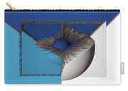 3d Abstract 19 Carry-all Pouch by Angelina Vick