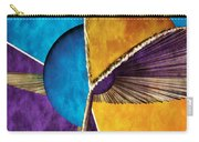 3d Abstract 23 Carry-all Pouch
