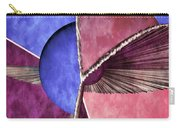 3d Abstract 24 Carry-all Pouch