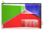 3d Abstract 3 Carry-all Pouch by Angelina Vick