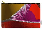 3d Abstract 5 Carry-all Pouch