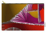 3d Abstract 6 Carry-all Pouch