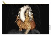 3d Ct Of Normal Heart Carry-all Pouch