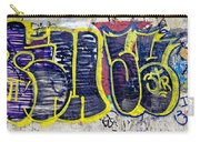 3t Graffiti Carry-all Pouch