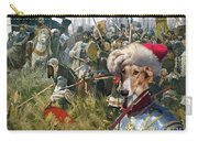 Chart Polski - Polish Greyhound Art Canvas Print Carry-all Pouch