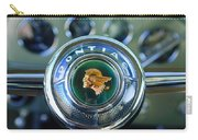 1933 Pontiac Steering Wheel Emblem Carry-all Pouch
