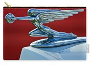 1936 Packard Hood Ornament Carry-all Pouch