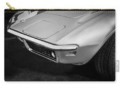 1969 Chevrolet Corvette 427 Bw Carry-all Pouch