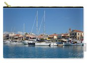 Aegina Port Carry-all Pouch