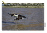 Aigle Pecheur Dafrique Haliaeetus Carry-all Pouch