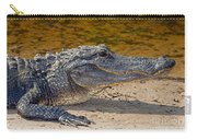 American Alligator Carry-all Pouch