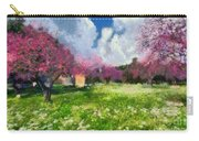 Ancient Olympia During Springtime Carry-all Pouch