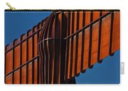 Angel Of The North Carry-all Pouch
