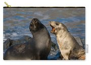 Antarctic Fur Seals Carry-all Pouch