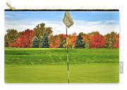 Autumn Golf Carry-all Pouch