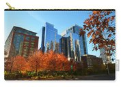 Autumn In Boston Carry-all Pouch