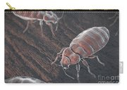 Bed Bugs Cimex Lectularius Carry-all Pouch