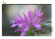 Bee Balm From The Panorama Mix Carry-all Pouch