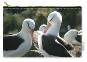 Black Browed Albatross Pair Carry-all Pouch
