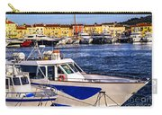Boats At St.tropez Carry-all Pouch