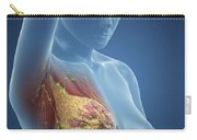 Breast Examination Carry-all Pouch
