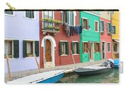 Burano Italy Carry-all Pouch