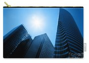 Business Skyscrapers Carry-all Pouch