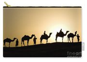 Camel Caravan, India Carry-all Pouch