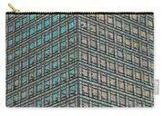 Canary Wharf London Art Carry-all Pouch