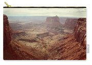 Canyonlands National Park In Utah Carry-all Pouch