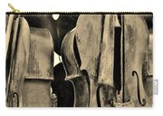 4 Cellos Sepia Carry-all Pouch