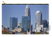 Charlotte Skyline Carry-all Pouch by Jill Lang