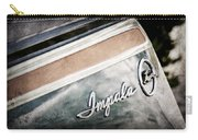 Chevrolet Impala Emblem Carry-all Pouch