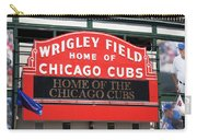 Chicago Cubs - Wrigley Field Carry-all Pouch