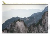 Chinese White Pine On Mt. Huangshan Carry-all Pouch
