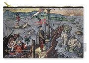 Christopher Columbus (1451-1506) Carry-all Pouch