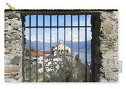 Church Madonna Del Sasso Carry-all Pouch