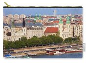 City Of Budapest In Hungary Carry-all Pouch