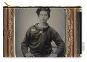 Civil War Sailor, C1863 Carry-all Pouch
