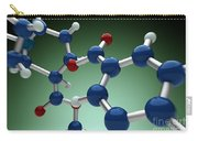 Cocaine Molecule Carry-all Pouch